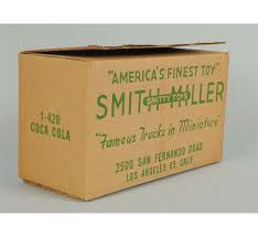 100 Smith Miller Trucks CocaCola Truck And Box