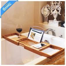Teak Bathtub Caddy Canada by Bathroom Charming Taymor Bathtub Caddy Canada 3 Wooden Bathtub
