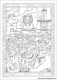 The Prince Of Egypt Coloring Picture