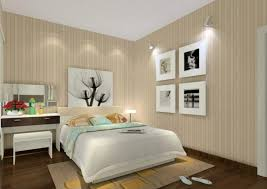 bedroom small modern bedroom decor with spot light for wall