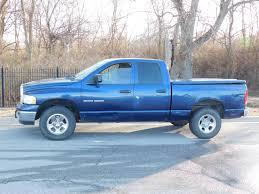 100 2003 Dodge Truck Used Ram 1500 4dr Quad Cab 1405 WB 4WD SLT At