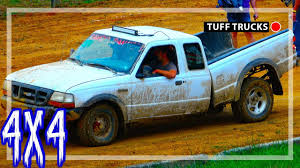 100 Tough Trucks Built Ford Truck Fails Tuff Truck Challenge YouTube