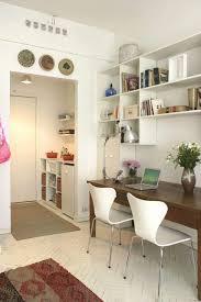 schreibtisch wohnzimmer integrieren caseconrad