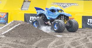 Monster Jam Drifting Into The Alamo City - Sports2Nite