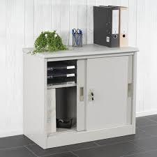 meuble de rangement bureau armoire bureau rangement classeur coulissant achat vente
