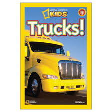 National Geographic Readers: Trucks! | Shop National Geographic