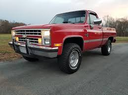1986 Chevrolet Silverado 1500 Silverado For Sale