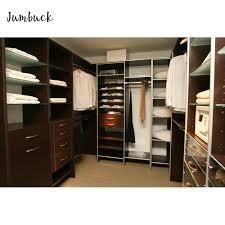 schöne regale begehbarer kleider schrank luxus begehbare garderobe ideen veranstalter designs buy l u form walk in closet matt finish geschirr
