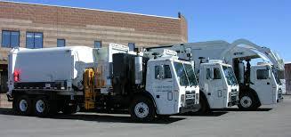 Colorado City Goes Green With Mack NG Refuse Trucks