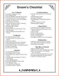 Emejing Printable Wedding Checklist Timeline Images