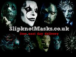 Slipknot Halloween Masks For Sale by Slipknot Masksslipknot Masks Slipknot Masks