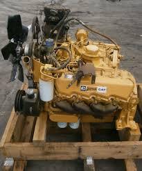 100 Truck Engine Caterpillar 3208 V8 Diesel Engine SPower Products