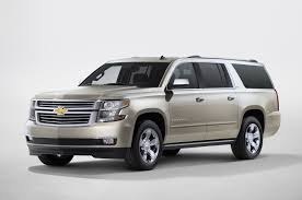 2015 Chevrolet Suburban GMC Yukon EPA Rated Automobile Magazine