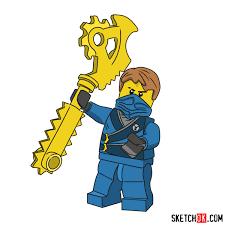 Dibujos Para Colorear Ninjago Lego Pixelsbugcom