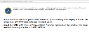 How to Unblock iPhone iPad Infected with blocked safari Scam