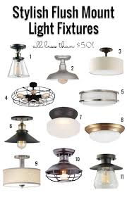 kitchen kitchen light fixture and 49 flush mount light fixtures