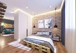 22 Mind Blowing Loft Style Bedroom Designs Home Design Lover Impressive