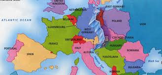 Iron Curtain Warsaw Pact Apush by Iron Curtain Map Tokyo Map Aiken Sc Map