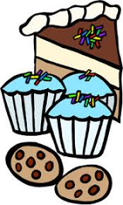 Baked Goods Donations Clipart 1