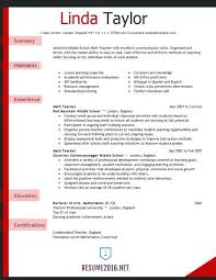format for resume for teachers sle resume hitecauto us