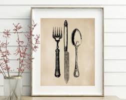 Dining Room Wall Art Printable Decor Printables Kitchen Signs