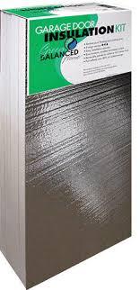 Garage Door Insulation Kit at Menards