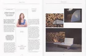 100 Conrad Design Julie Studio When Materials Are Inspiring