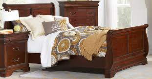 Full Sleigh Bed by Chateau Full Sleigh Bed
