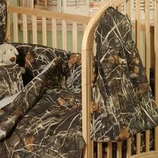 shop realtree baby max 4 camo crib collection the home
