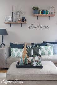 weihnachtliche stimmung im wohnzimmer wohnzimmer
