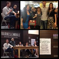 s from YA Event at Barnes & Noble the Grove Kami Garcia