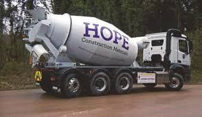 100 Concrete Truck Capacity UKs First MercedesBenz Arocs Tridem Concretemixer Hits