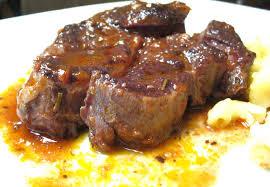 cuisiner du jarret de boeuf recette jarret de bœuf cuisine algérienne