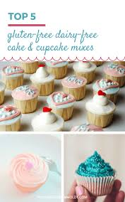 Top 5 Gluten Free Dairy Cake And Cupcake Mixes