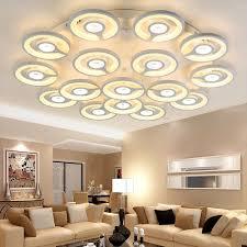led deckenleuchte explosion modelle hause acryl schlafzimmer le kreative einfache schmiedeeisen wohnzimmer le beleuchtung möbel