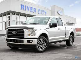 330 New Ford Vehicles In Winnipeg, MB | River City Ford