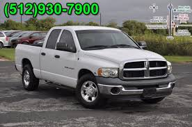 2004 Dodge Ram 2500 SLT Crew Cab Pickup For Sale In Austin, TX ...
