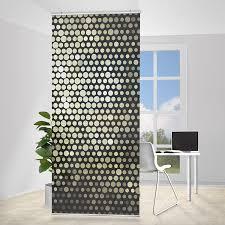 rideau separateur de paravent rideau disco background incl équerre taille 250x120 cm