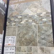 Glass Tile Nippers Menards by Tile For Bathroom Krystal Slate At Menards Home Pinterest