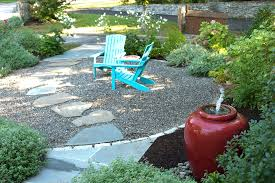 Pea Gravel Patio Ideas by Muskoka Fireplace In Patio Traditional With Paver Walkway Next To
