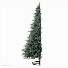 Flat Back Pre Lit Christmas Tree Complexness Flat Wall Christmas
