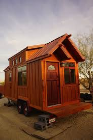 100 Tiny House Newsletter Man Builds Modified Home Using Plans TINY HOUSE NEWSLETTER