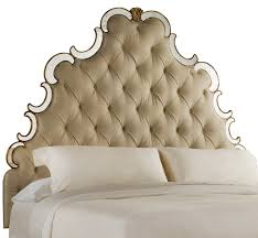 Wayfair King Fabric Headboard by Amazon Com Hooker Furniture Sanctuary Tufted Bed In Bling King