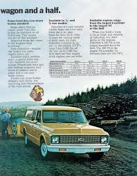 Car Brochures - 1972 Chevrolet And GMC Truck Brochures / 1972 ... Luxury Chevrolet Commercial Truck Parts 7th And Pattison Vaterra Rtr 1972 Chevy C10 Pickup Video Rc Car Action Hot Rod Network Junkyard Find 1970 The Truth About Cars 72 79k Survir 402 Big Block Chevy Long Bed W Amazing Updated 350 Motor Ac Ps Pb Best Photos 2017 Blue Maize Lovely Trucks For Sale Short Barn Stepside K5 Blazer Wikipedia Amazoncom 2003 Hallmark Ornament Cheyenne Super Automotive American