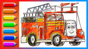 How To Draw Flynn The Fire Engine ♢ Thomas And Friends ♢ Drawing ... Fascating Fire Truck Coloring Pages For Kids Learn Colors Pics How To Draw A Fire Truck For Kids Art Colours With How To Draw A Cartoon Firetruck Easy Milk Carton Station No Time Flash Cards Amvideosforyoutubeurhpinterestcomueasy Make Toddler Bed Ride On Toddlers Toy Colouring Annual Santa Comes Mt Laurel Event Set Dec 14 At Toonpeps Step By Me Time Meal Set Fire Dept Truck 3 Piece Diwasher Safe Drawing Childrens Song Nursery