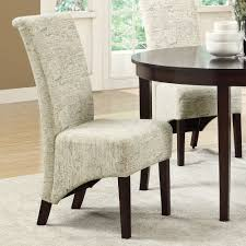 Upholstered Dining Chairs With Nailheads by Furnitures Upholstered Dining Chairs With Arms Parsons Chairs