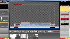 Breaking News Live Background New Cg Axel Technology Hardware And Software For Radio Tv