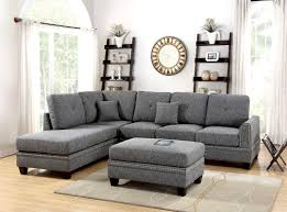 cotton sectional sofas you ll love wayfair