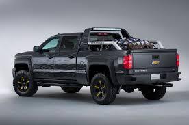 100 Chevy Truck Accessories 2014 Silverado Black Ops Concept In