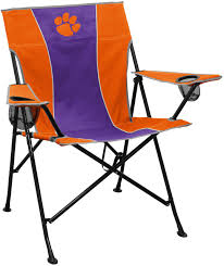 Logo Clemson University Pregame Chair Black Clemson Tigers Portable Folding Travel Table Ventura Seat Recliner Chair Buy Ncaa Realtree Camo Big Boy Game Time Teamcolored Canvas Officials Defend Policy After Praying Man Is Asked Oniva The Incredibles Sports Kids Bpack Beach Rawlings Changer Tailgate Tailgating Camping Pong Jarden Licensing Tlg8 Nfl Tennessee Titans Ebay